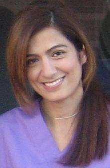Dra. Mahsa Khaghani