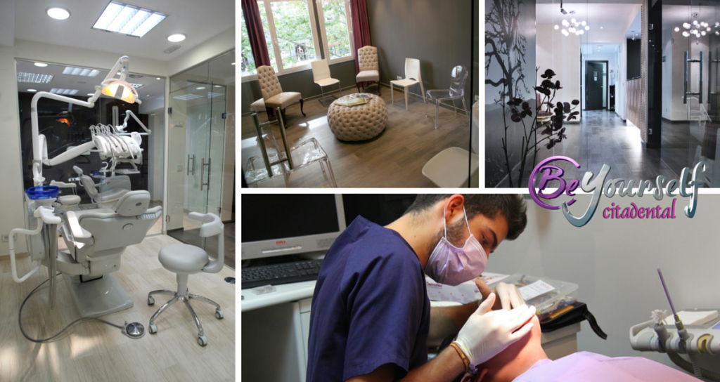 Beyourself Citadental experiencia odontología