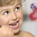 ¿Es recomendable el uso de seda dental en los niños?
