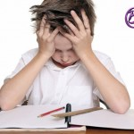 El estrés infantil un gran enemigo de la boca de los niños