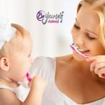 Consejos para que nuestros hijos tengan unos dientes sanos