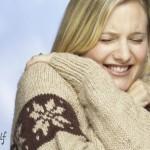Castañeteo de dientes en invierno: origen y funciones
