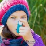 La primavera aumenta los problemas de asma, ¿Cómo evitar que el uso de inhaladores repercuta en sufrir caries?